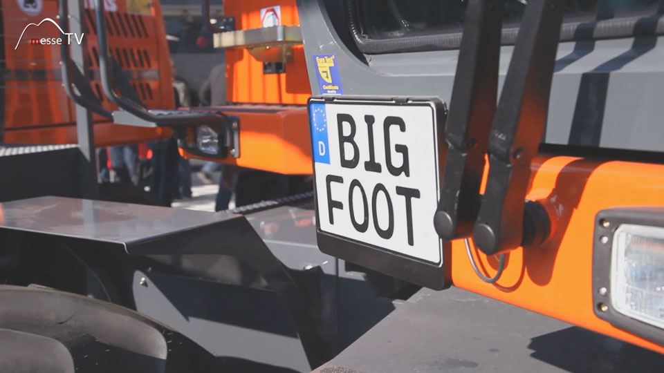 ATLAS Big Foot