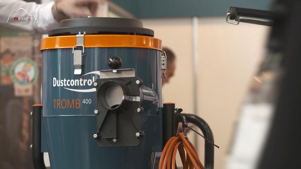 Dustcontrol Industriesauger