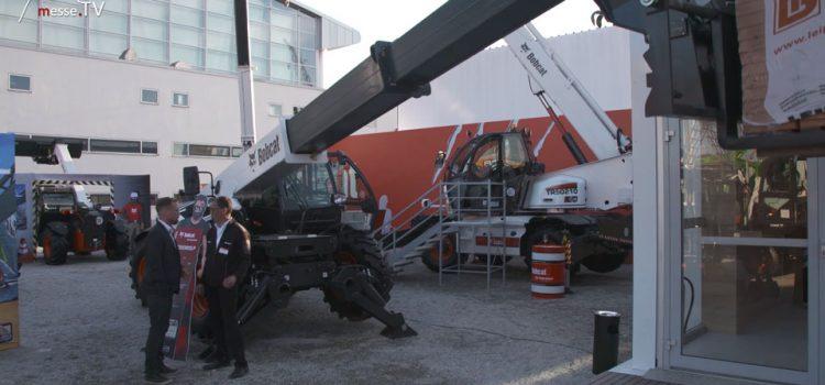 Teleskoplader Ausfuhrleistung