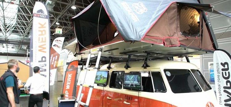 Campwerk iKamper Dachzelt