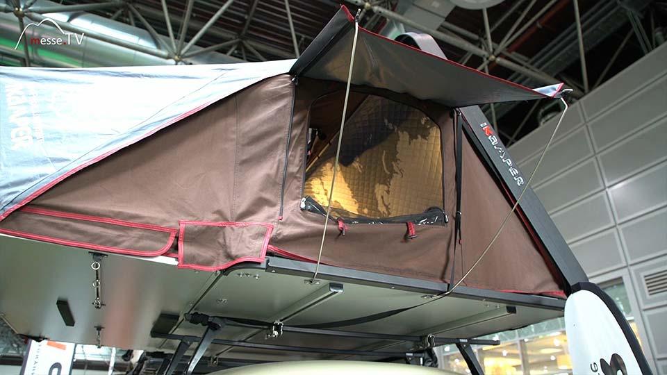 Campwerk iKamper Dachzelt Camping