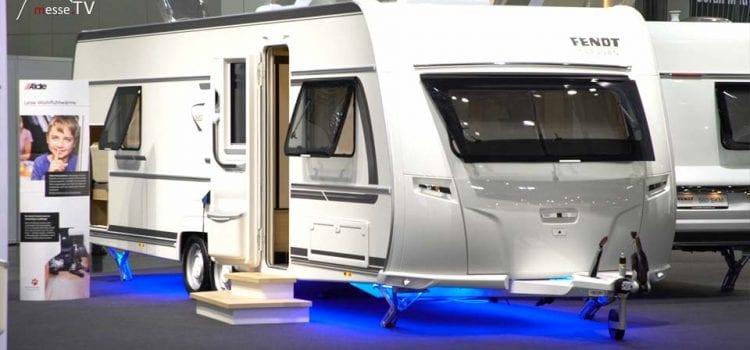 Fendt Caravan Wohnwagen Bianco aktiv